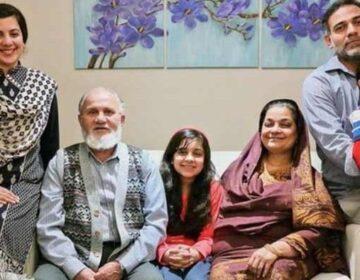 muslim family killed in canada